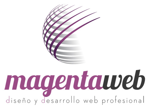 MagentaWeb Retina Logo