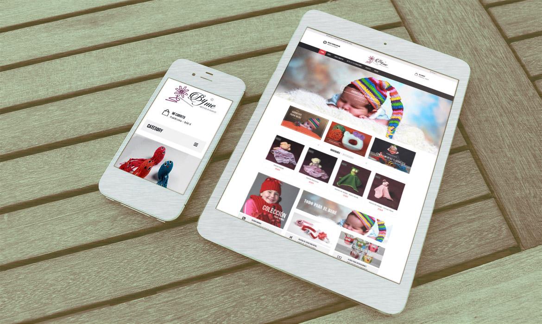 Tienda online By me