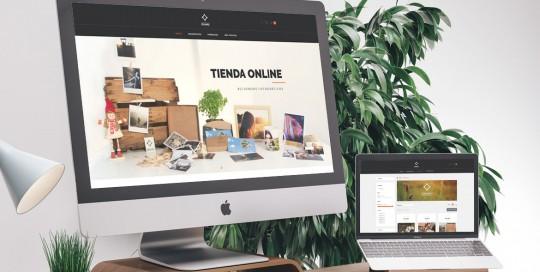 Tienda online - MagentaWeb